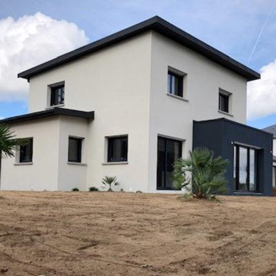 Maison contemporaine n°2