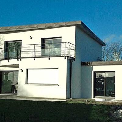 Maison c2b Maison contemporaine n°03
