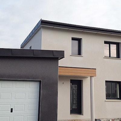 Maison c2b Maison contemporaine n°04