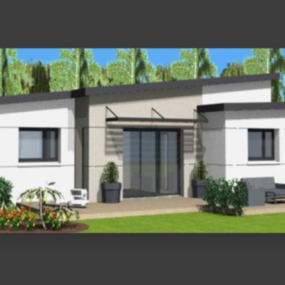 Maison c2b Maison contemporaine n°05