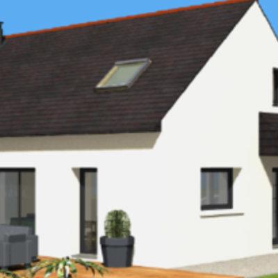 Maison c2b Maison traditionnelle n°03